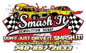 DEMOLITION DERBY, Smash-It Open Class - Grandstand, Tickets $10 @ Stark County Fairgrounds