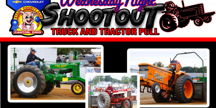 Don't Miss It – Wednesday Night Shootout Truck and Tractor Pull Aug 29, 2018